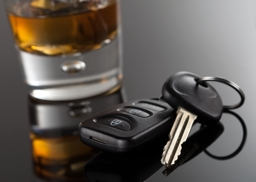 Whiskey and car keys - first time DUI penalties